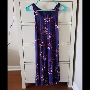 Roxy open back dress